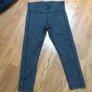 Under armour small cropped leggings